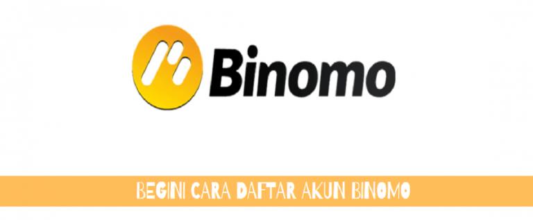 Daftar Akun BINOMO
