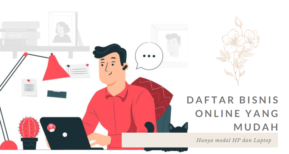 Daftar Bisnis Online Yang Mudah