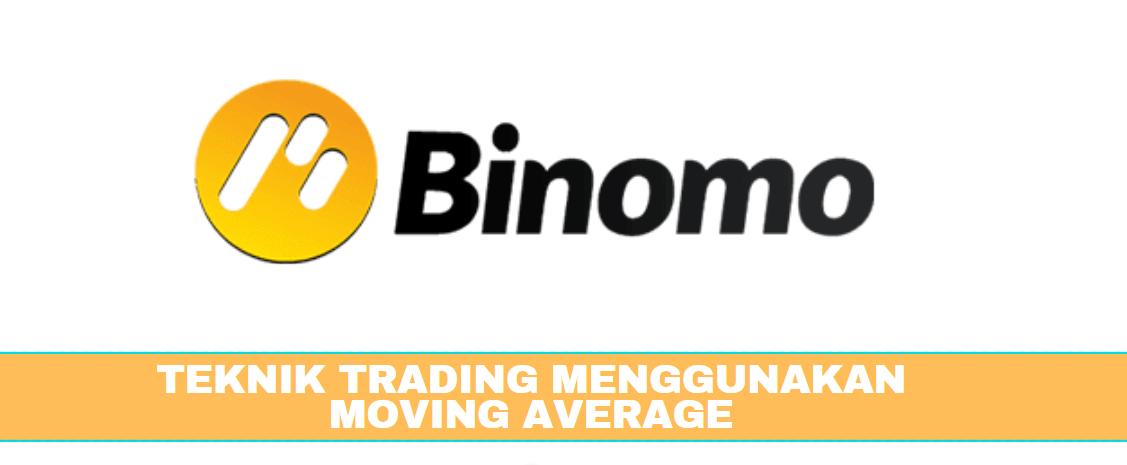 Teknik Trading Menggunakan Moving Average