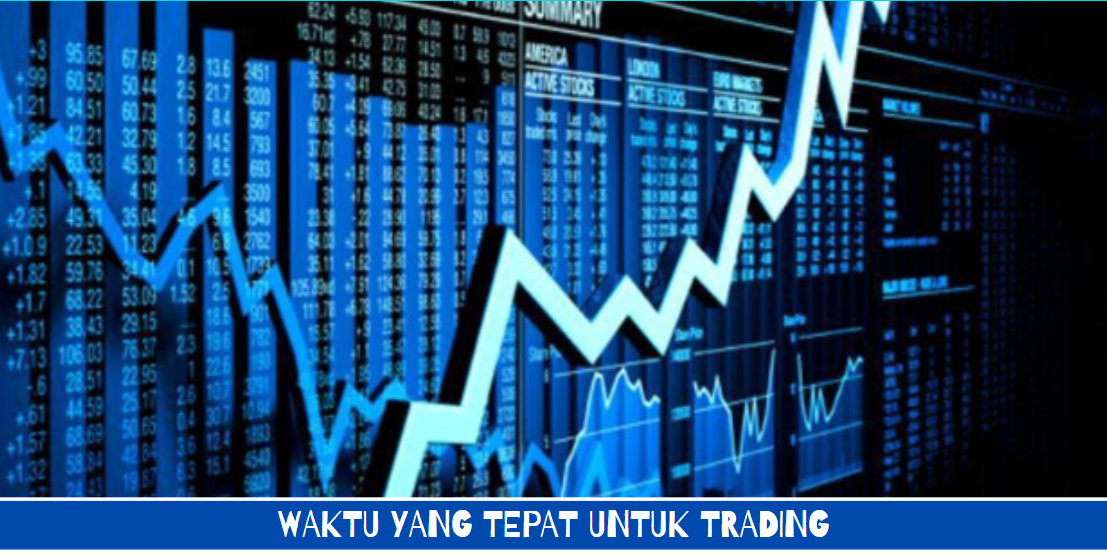 Pahami Kapan Waktu Yang tepat Untuk Trading