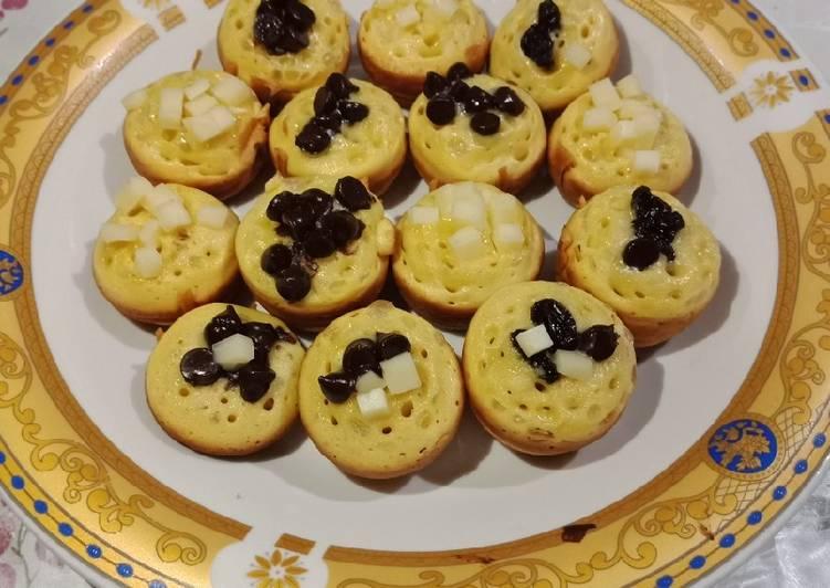 Kue Cubit Aneka Topping