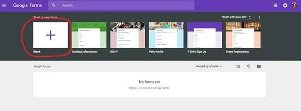 Cara Membuat dan Contoh Microsoft Form 1